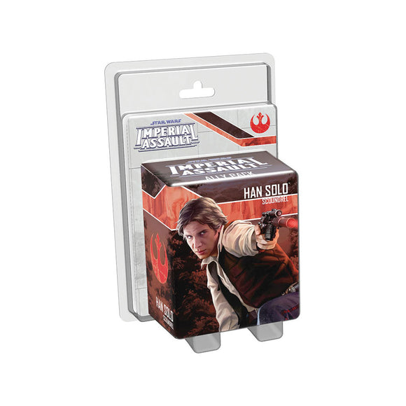 Star Wars Imperial Assault: Han Solo Ally Pack - Front