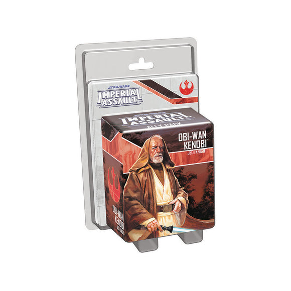 Star Wars Imperial Assault: Obi-Wan Kenobi Ally Pack - Front
