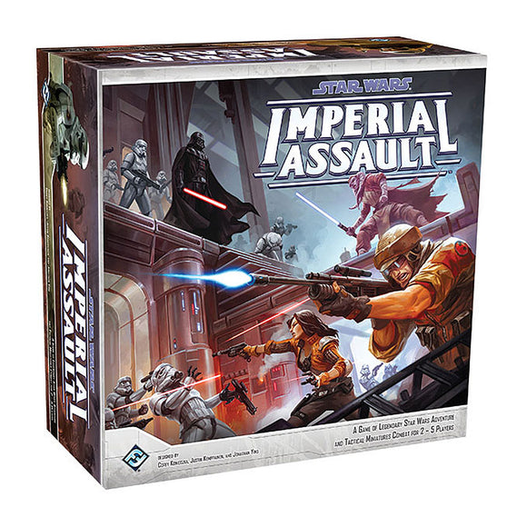 Star Wars Imperial Assault - Front