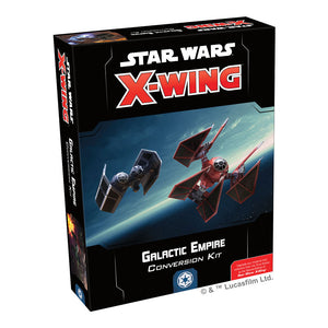 Star Wars X-Wing 2nd Edition: Galactic Empire Conversion Kit - Front