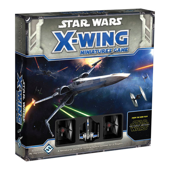 Star Wars X-Wing Miniatures Game: The Force Awakens Core Set - Front