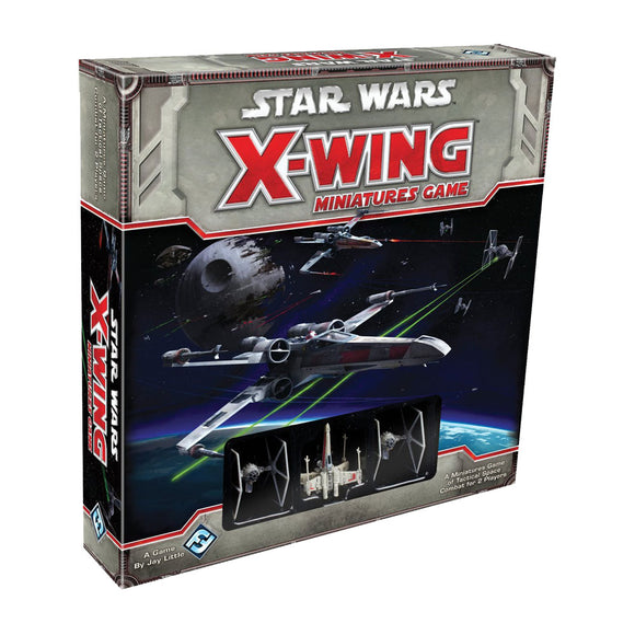 Star Wars X-Wing Miniatures Game: Core Set - Front