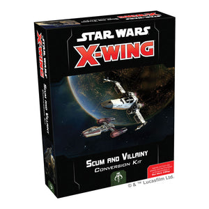 Star Wars X-Wing 2nd Edition: Scum and Villainy Conversion Kit - Front