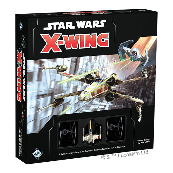 Star Wars X-Wing 2nd Edition: Core Set - Front