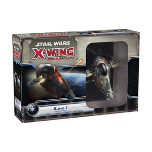 Star Wars X-Wing Miniatures Game: Slave I Expansion Pack - Front