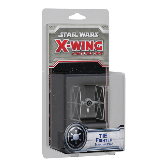 Star Wars X-Wing Miniatures Game: TIE Fighter Expansion Pack - Front