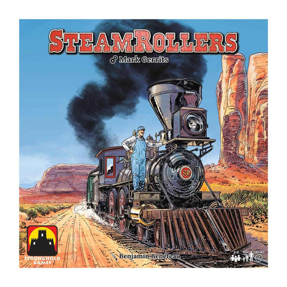 Steamrollers - Front