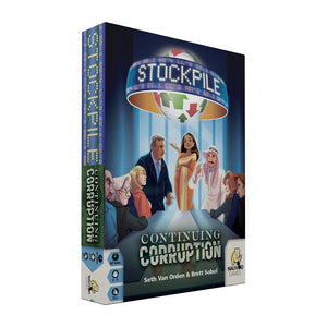 Stockpile: Continuing Corruption Expansion - Front
