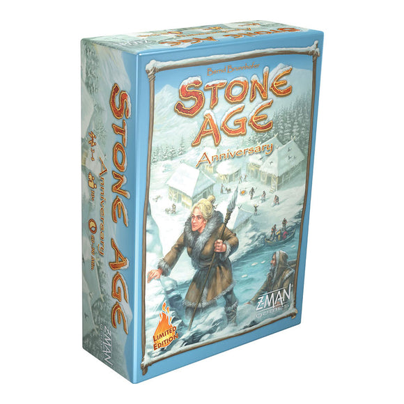 Stone Age: Anniversary Edition - Front