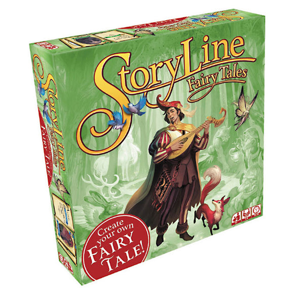 StoryLine: Fairy Tales - Front