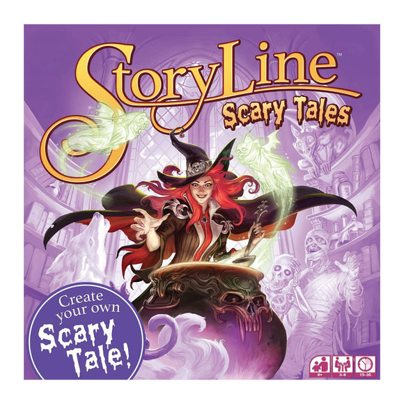 StoryLine: Scary Tales - Front