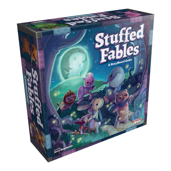 Stuffed Fables - Front