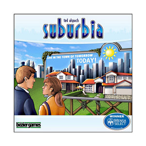 Suburbia - Front
