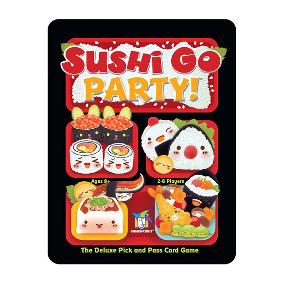 Sushi Go Party! - Front