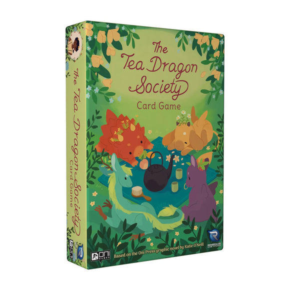 The Tea Dragon Society Card Game - Front