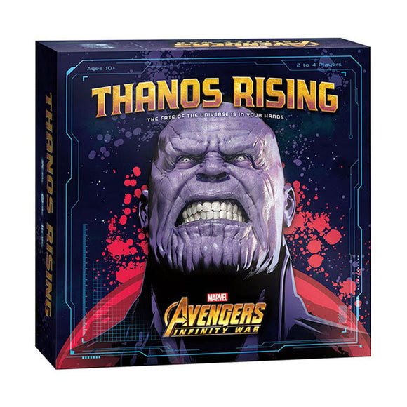 Thanos Rising - Avengers: Infinity War - Front