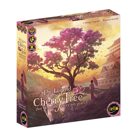 The Legend of the Cherry Tree - Front