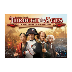Through the Ages: A New Story of Civilization - Front
