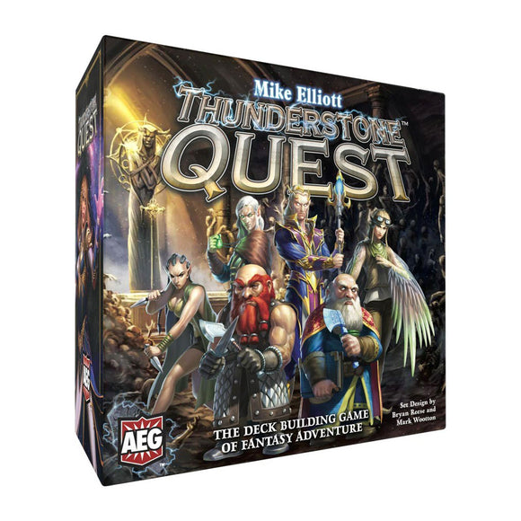 Thunderstone Quest - Front