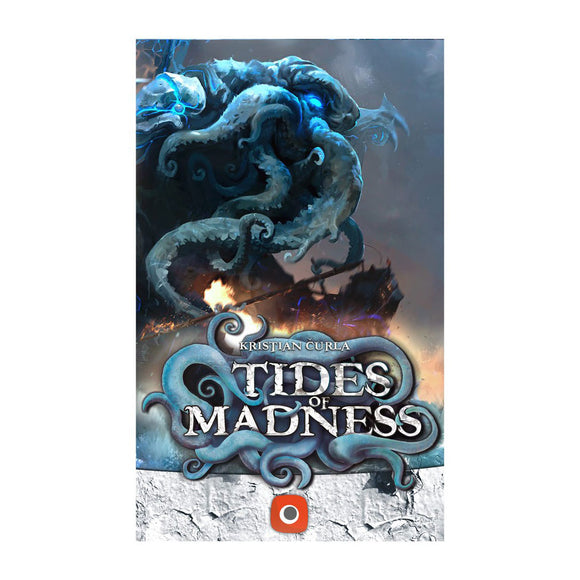 Tides of Madness - Front