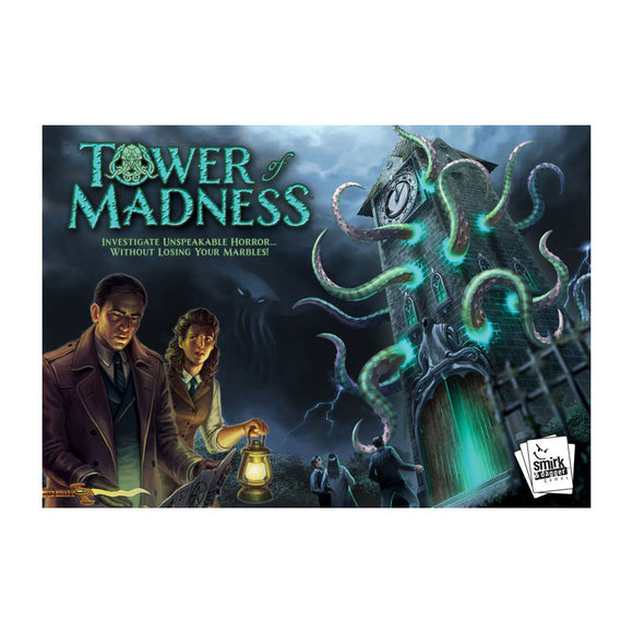 Tower of Madness - Front