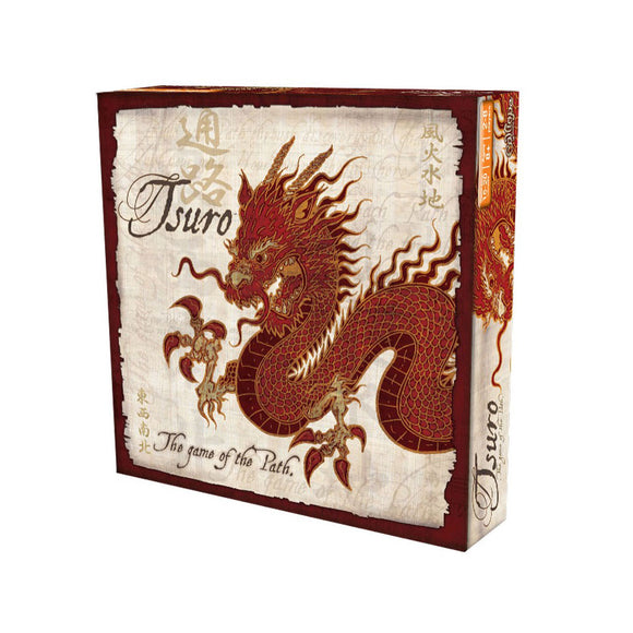 Tsuro: The Game of the Path - Front