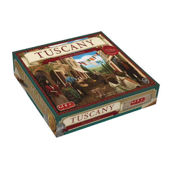 Tuscany: Essential Edition - Front
