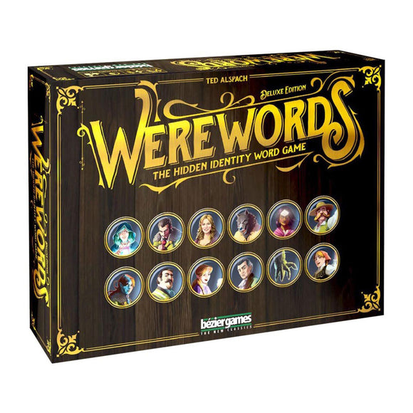 Werewords Deluxe - Front