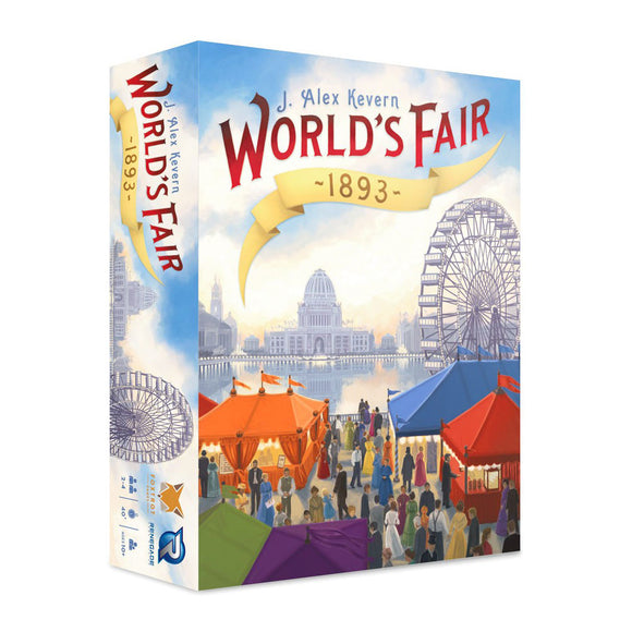 World's Fair 1893 - Front