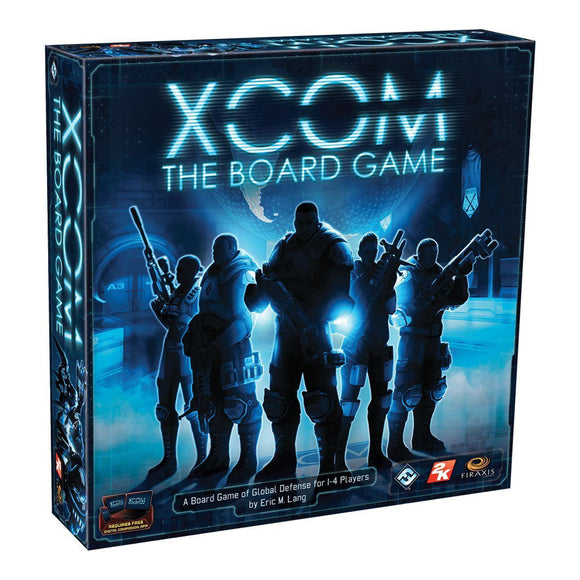 XCOM: The Board Game - Front