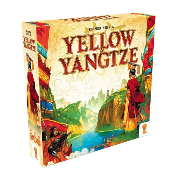 Yellow & Yangtze - Front