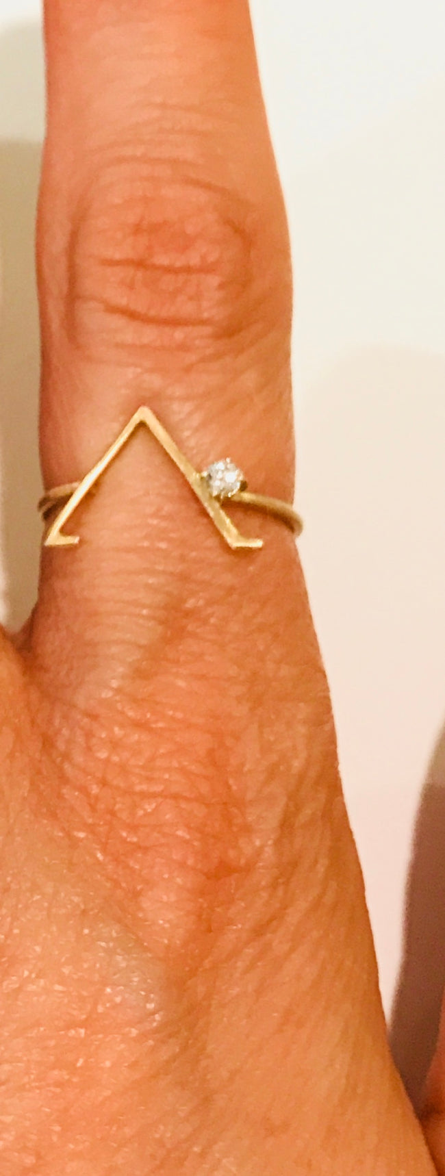 Triangle Pose Ring