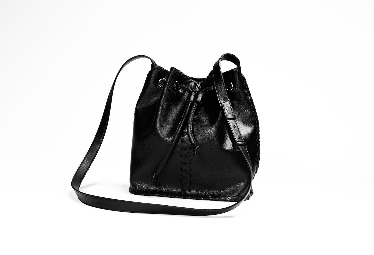 Bucket Bag with Venus Star Cluster