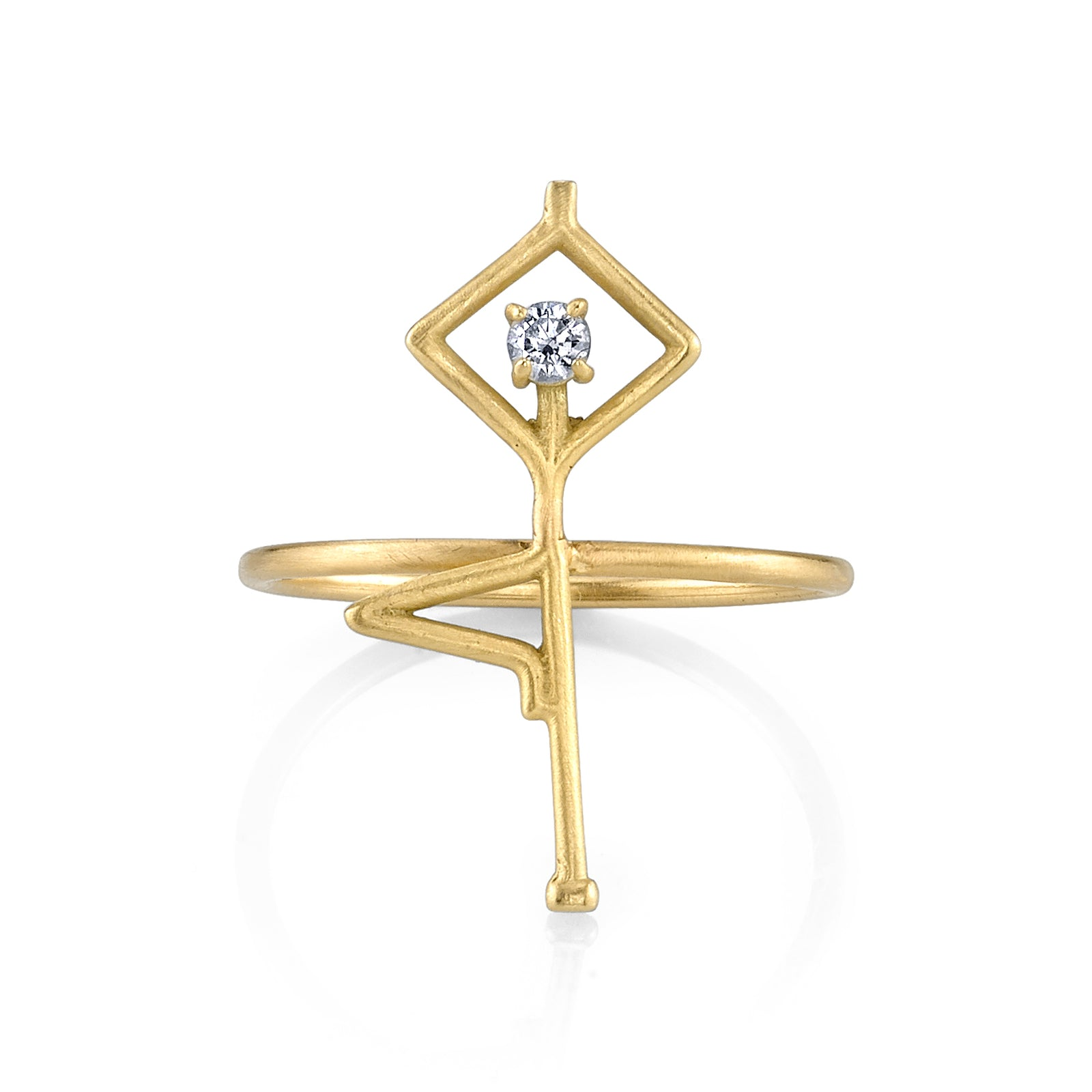 Tree Pose Ring