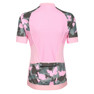 Cruise Jersey (Pink Butterfly Camo)