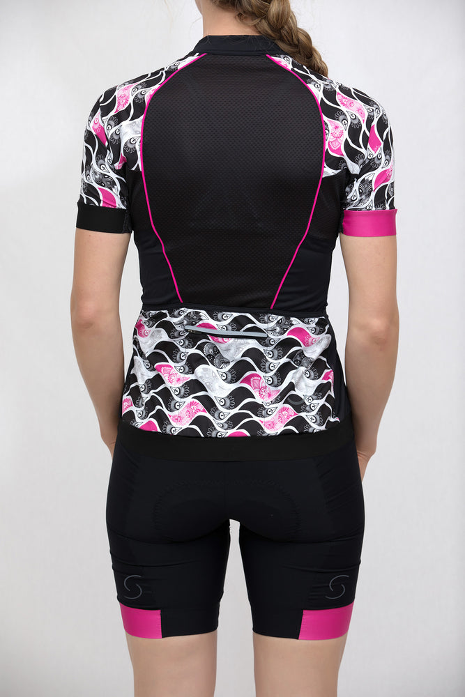 All Day Short (Black Pink)