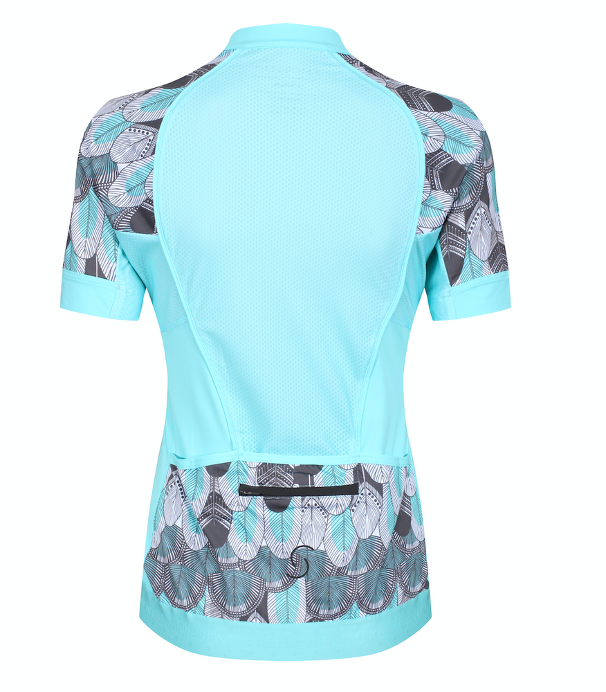 Cruise Jersey (Feather print)