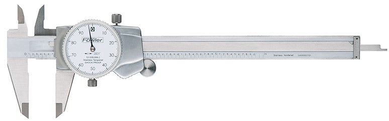 Dial Calipers - 0-6 - Inch - .001 Inch
