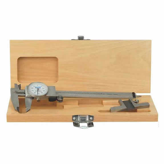 Dial Calipers - 6 - Inch