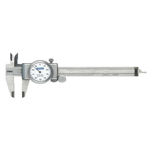 Dial Calipers - 0-4 - Inch - .001 Inch