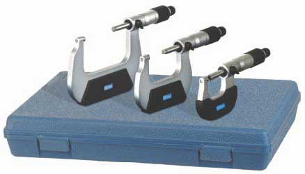 TOOL-A-THON SPECIAL - Fowler Standard Micrometers - 0 - 4 - Inch - Sets