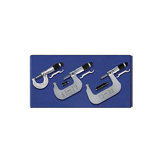TOOL-A-THON SPECIAL - Fowler Standard Micrometers - 0-3 Inch - Inch - Sets