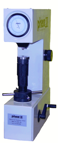 Rockwell Superficial Hardness Tester<br />Phase II - Model 900-345
