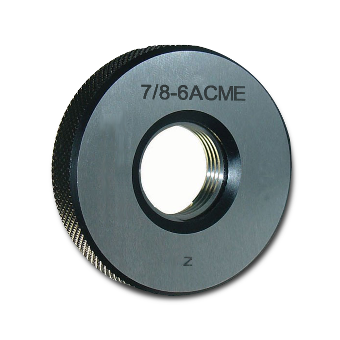 ACME Thread Ring Gage - .4375-12 - 2G <br /> GO / NOGO