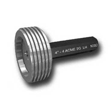ACME Thread Plug Gage Set - 1.7500-4 - 4G<br /> GO / NOGO