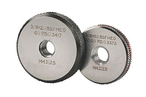 BSF Thread Ring Gage Set