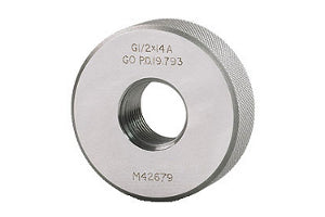 BSPP Go Adjustable Ring Gage - G2