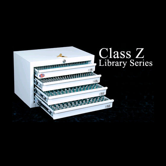 Gage Pin Library Set - Class Z - Metric - Steel - 1.52 - 25.40 - 1195 gages