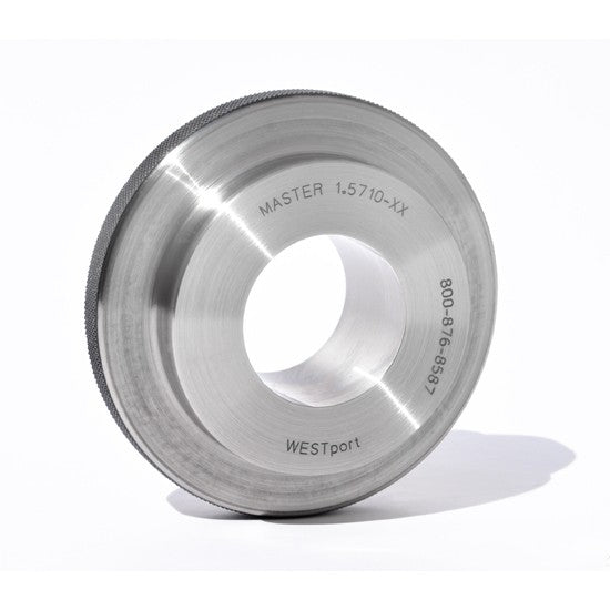 Cylindrical Ring Gage - Steel - Metric - Steel - Y - 1.781-3.81- GO / NOGO
