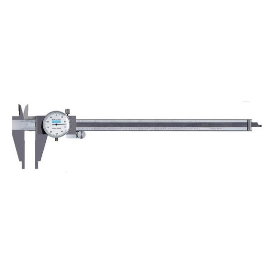Dial Calipers - 12 - Inch - .001 Inch - Jaw Depth: 2.875 Inch